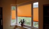 Plisse Sonnenschutz in vielen Farben