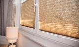 Plisse, Faltstore Maßanfertigung auch für Sonderfenster Formen
