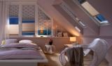 Verdunklungsanlagen aus Plissestoffen perfekt für Ihr Schlafzimmer