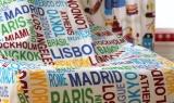 Kinderstoffe aus bedruckter Baumwolle, ausgefallene Designs