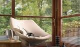 Luxaflex, Neuheit Lamellen der Jalousien sogar aus Holz