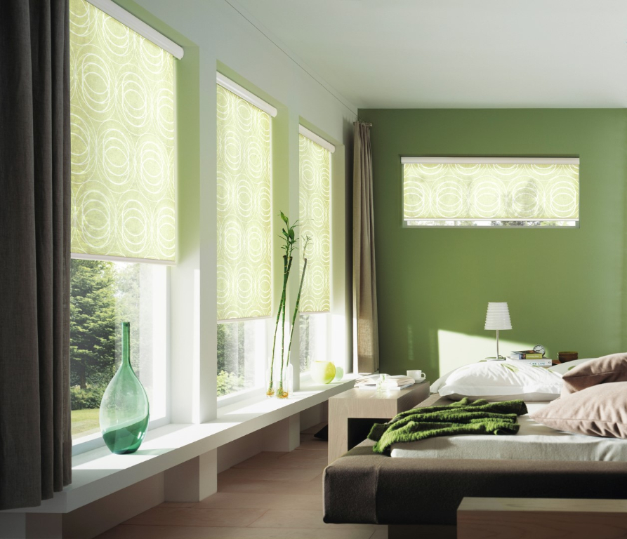 fenstergestaltung gardinen wohnzimmer nd r. Black Bedroom Furniture Sets. Home Design Ideas